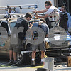 "Middleton:<br /> Preparing the taxi that will be used in the filming of the movie ""Don McKay"". Thomas Haden Church, actor, was at the Candlelite motel for the filming of one of the scenes in the upcoming movie ""Don McKay"" which will be released in January.<br /> Photo by Ken Yuszkus/Salem News Friday, September 05, 2008"