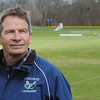 Hamilton:<br /> Alan McCoy is Pingree's athletic director.<br /> Photo by Ken Yuszkus/Salem News, Monday,  April 2, 2012.
