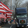 Hamilton:<br /> Wreaths Across America travels through Hamilton and stops for wreath-laying ceremony.<br /> Photo by Ken Yuszkus/Salem News, Monday,  December 6, 2010.