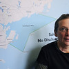 "Salem:<br /> Barbara Warren, Executive Director of the Salem Sound Coastwatch, is in her office in Salem. Salem Sound Coastwatch will hold a symposium, ""What is the State of Salem Sound? Past, Present and Future,"" Friday, March 25 and Saturday, March 26, from 9 a.m. to 12:30 p.m. each day.<br /> Photo by Ken Yuszkus/Salem News, Monday, March 21, 2011."