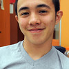 Salem:<br /> Joey Dinh is a English class student at Salem High School who has done artifacts projects.<br /> Photo by Ken Yuszkus/Salem News, Tuesday, May 3, 2011.<br /> , Salem:<br /> Joey Dinh is a English class student at Salem High School who has done artifacts projects.<br /> Photo by Ken Yuszkus/Salem News, Tuesday, May 3, 2011.