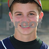 Peabody:<br /> Matt Gonick of the Peabody West Little League team, which won the state title.<br /> Photo by Ken Yuszkus/Salem News, Tuesday, August 4, 2009.