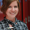 Danvers:<br /> Emily Janakas is a Merrimack College graduate student who is teaching at Riverside School this year as part of a new education fellowship program at Merrimack.<br /> Photo by Ken Yuszkus/Salem News, Friday, May 13, 2011.