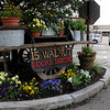 Hamilton:<br /> The Bistro at 15 Walnut Street is one of the winners of Hamilton's first Downtown Beautification Competition.<br /> Photo by Ken Yuszkus/Salem News, Wednesday, June 16, 2010.