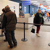 Danvers:<br /> The ribbon cutting ceremony officially opened  the new RMV Limited Branch in Danvers today. This is the entrance to the new RMV Limited Branch.<br /> Photo by Ken Yuszkus/Salem News, Monday, January 25, 2010.