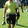 Marblehead;<br /> Josh Salah of Gloucester walks toward the 10th tee in the quarterfinals of 104th Mass. Amateur golf championship held at the Tedesco Country Club golf course in Marblehead.<br /> Photo by Ken Yuszkus/Salem News, Thursday, July 12,  2012.
