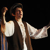 "Danvers:<br /> Sam Montanari plays Tevye during the rehearsal for the musical, ""Fiddler on the Roof Jr."" which will be playing at the Holten-Richmond Middle School Friday, February 10th, at 7:00 pm, and Saturday February 11th, at 1:00pm and 7:00 pm. Limited tickets will be available at the door.<br /> Photo by Ken Yuszkus/Salem News, Monday, February 6, 2012."