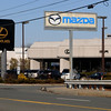 Danvers:<br /> Ira Lexus at 99 Andover Street will be rebuilt as Ira Toyota.<br /> Photo by Ken Yuszkus/Salem News, Tuesday, January 26, 2010.