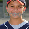 Peabody:<br /> Anthony Cravotta of the Peabody West Little League team, which won the state title.<br /> Photo by Ken Yuszkus/Salem News, Tuesday, August 4, 2009.