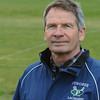Hamilton:<br /> Alan McCoy is Pingree's athletic director.<br /> Photo by Ken Yuszkus/Salem News, Monday,  April 2, 2012.