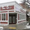 Beverly:<br /> The former China Buffet at 214 Cabot Street in Beverly.<br /> Photo by Ken Yuszkus/The Salem News, Wednesday, January 16, 2013.