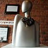 """Beverly: """"The Necklace"""" by Dr. Enid Larsen. Larsen's work will be on display at the Van Loan School of Graduate and Professional Studies at Endicott College.  Photo by Mark Lorenz/Salem News"""
