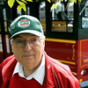 Salem: Ron Olson, trolly car driver. Photo by Mark Lorenz/Salem News<br /> , Salem: Ron Olson, trolly car driver. Photo by Mark Lorenz/Salem News