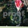 Salem High School golfer, Mike Doherty. Photo by Mark Lorenz/Salem News