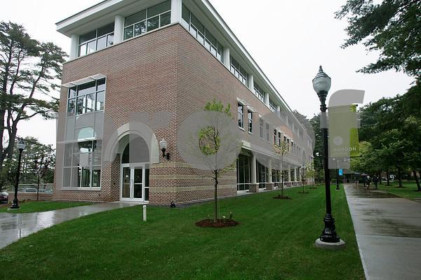 Wenham: The Ken Olsen Science Center, Gordon College. Photo by Mark Lorenz/Salem News