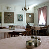 Salem: Dining area in the Brookhouse Home, which was the first residence for senior women in Salem, will be celebrating its 150th birthday. Photo by Mark Lorenz/Salem News