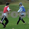 Peabody: Bishop Fenwick High School soccer captain, Conor McCormack, right, during practice. Photo by Mark Lorenz/Salem News