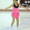 Peabody: Anood Abuzahra, 7, of Lynfield skates at the Peabody Skating Club's 36th annual Ice Show. photo by Mark Teiwes