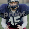 Middleton: North Shore Technical Regional high School linebacker Mike Sudak. Photo by Mark Loenz/Salem News