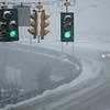 Beverly: A car makes it's way across the bridge between Salem and Beverly. Photo by Mark Lorenz/Salem News