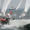 Marblehead: Final day of racing for the Sperry Top-Sider NOOD 2009 Regatta off the water of Marblehead. Photo by Mark Lorenz/Salem News