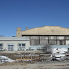 Salem: The old hanger at Winter Island and other buildings are falling apart. A consultant led process on how to improve Winter Island is being done. Photo by Mark Lorenz/Salem News
