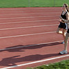 Beverly: Beverly High School cross-country captain, Alison Cookson and teammate, Liz Olson, during 800 meter workouts Friday morning. Photo by Mark Lorenz/Salem News<br /> P&#x0F;, Beverly: Beverly High School cross-country captain, Alison Cookson and teammate, Liz Olson, during 800 meter workouts Friday morning. Photo by Mark Lorenz/Salem News<br /> P&#x0F;