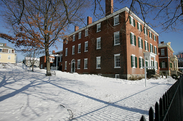 Salem: Brookhouse Home, will be celebrating its 150th birthday. The home was the first residence for senior women in Salem. Photo Mark Lorenz/Salem News