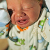 Beverly: Jeremiah Joel Nival was born ten seconds after midnight on January 1, 2011.  photo by Mark Teiwes  / Salem News