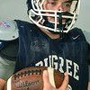 Hamilton: Pingree football running back Nick Antenucci. photo by Mark Teiwes / Salem News