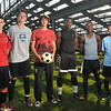 Salem: Salem High School boys varsity soccer team has an international roster including Donald Coci of Albania, Alex Carvajal of Colombia, Brion Likaj of Albania, Kaba Sidiki of France, Eseosa Okunmwedia of Nigeria, and Alesio Kanani of Albania.      photo by Mark Teiwes / Salem News