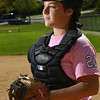 Danvers: Danvers High softball catcher Sam DiBella. Mark Teiwes / Salem News