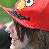 Peabody: Ben Haywood sports an Elmo hat.  photo by Mark Teiwes / Salem News