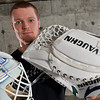 Swampscott: Cory Schneider of Swampscott is a goalie for the Vancouver Canucks. photo by Mark Teiwes / Salem News