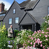 """Salem: A reading of the entire book, """"House of the Seven Gables"""" is scheduled for July 4, Nathaniel Hawthorne's  birthday at the house which inspired the novel.  The property's currator, Alan Collachicco will read the final pages.  photo by Mark Teiwes / Salem News"""