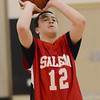 Ipswich: Salem's Daniel Bailey. player  photo by Mark Teiwes  / Salem News