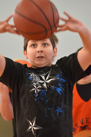 Beverly: Jared Clarizia, 11.  photo by Mark Teiwes  / Salem News