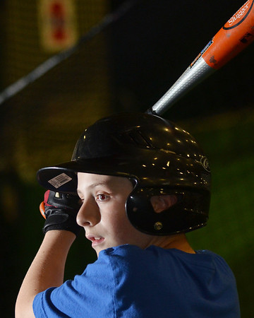 Peabody:  Peabody American Little League all-star player Derek Dellisola had a .300 batting average in the regular season.  photo by Mark Teiwes / Salem News