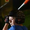 Peabody:  Peabody American Little League all-star player Derek Dellisola had a .300 batting average in the regular season.  photo by Mark Teiwes / Salem News