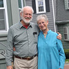 Marblehead:   Parker and Tilly Maddux.  photo by Mark Teiwes