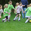 Hamilton: The Pink Panthers take on the Limenators at a Hamilton Wenham youth soccer game.  photo by Mark Teiwes / Salem News
