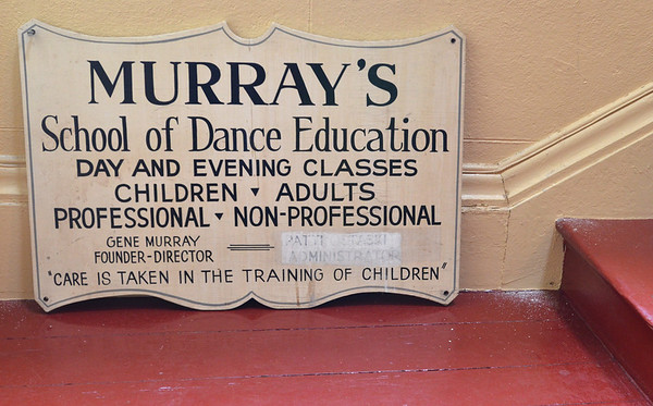 Salem: Gene Murray dance studio will be closing at the end of June.    photo by Mark Teiwes / Salem News