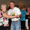 Danvers: Fran Surmiak and Joe Dapsys dance the polka during a Polish Club Picnic.   photo by Mark Teiwes / Salem News