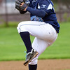 Beverly: Peabody High School pitcher   photo by Mark Teiwes / Salem News