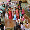 Salem: The annual Princess Tea in the grand ballroom of the Hawthorne Hotel brought out a colorful array of children in princess dresses.    photo by Mark Teiwes / Salem News