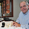 Peabody: Hugh MacIsaac Jr. of DeScenza Diamonds. photo by Mark Teiwes / Salem News