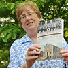 "Margery Armstrong, author of ""Marblehead in World War I: At Home and Overseas"" photo by Mark Teiwes / Salem News"