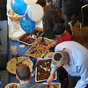 Swampscott: The North Shore Jewish Community hosted the Israeli Consul General at an event entitled, Israel 3D: A Community Celebration.  The event featured an address in honor of the community, Israeli food, Israeli music and a special Israeli arts and crafts center.  photo by Mark Teiwes / Salem News
