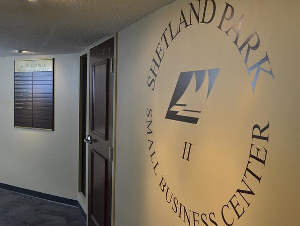 Salem:  Salem's Shetland Park Park has opened a Small Business Center.  photo by Mark Teiwes /  Salem News