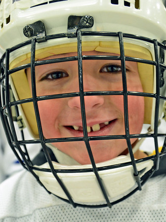 Gloucester: Andrew Bernfeld, 8, of Beverly.  photo by Mark Teiwes  / Salem News